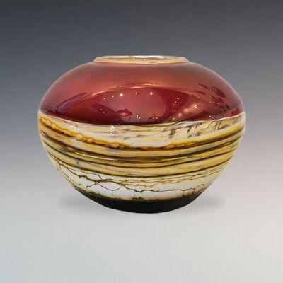 Gartner Blade, 'Medium Amethyst Sphere'