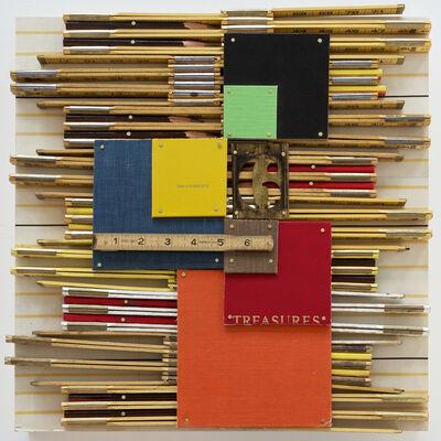Emilio Lobato, 'Measuring Tapes'