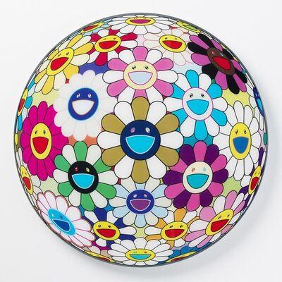 Takashi Murakami, 'Flower Ball (3-D) Autumn 2004.', 2013
