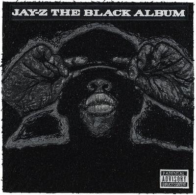 Stephen Wilson, 'The Black Album, Jay Z', 2019