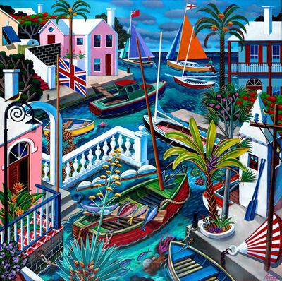 Graham Foster, 'Safe Harbour', 2017