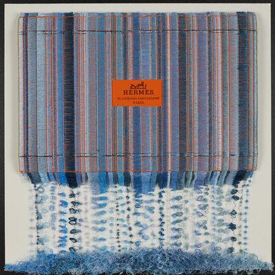 Stephen Wilson, 'Hermes Light Blue Drip', 2019