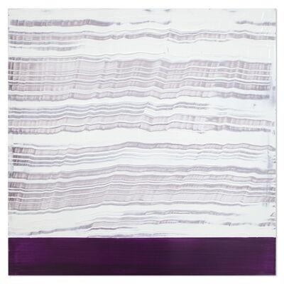 Ricardo Mazal, 'Violet on Dibond 1', 2016