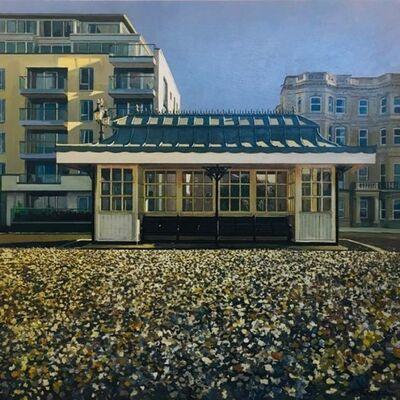 Jonathan Stewardson, 'A Worthing Shelter', 2019