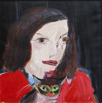 Gimena Herrera, 'Niña y gato.', 2017
