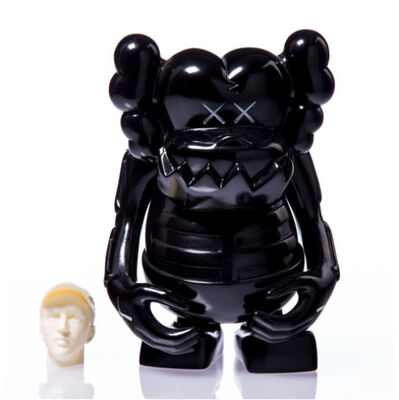 KAWS, 'KAWS X BOUNTY HUNTER SKULL KUN BLACK', 2006