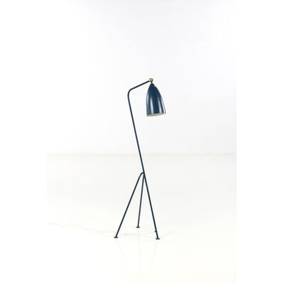 Greta Magnusson Grossman, 'Model G-33-Grasshopper, Floor lamp', 1950