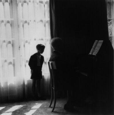 Eva Rubinstein, 'John and A.R., Paris', 1954