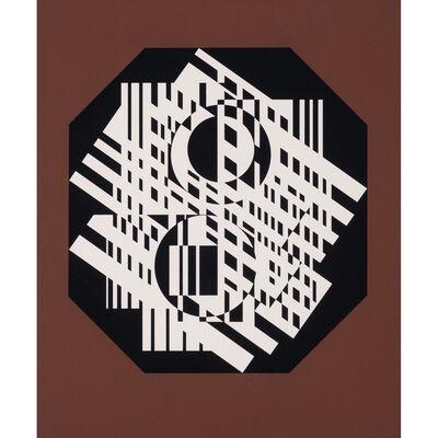 Victor Vasarely, 'G-Linn', Circa 1980