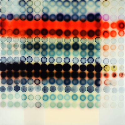 Jaq Chartier, 'Small Test (C. Vermilion)', 2016