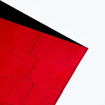 Donaldo Barros, 'Asimetría geométrica #5', 2019