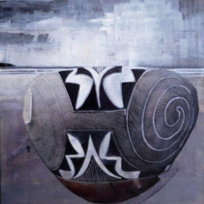 Christina Penrose, '#2 acoma pottery/#2 american indian series', 2018