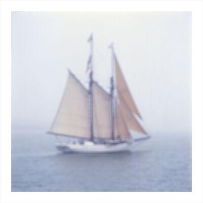 John Huggins, 'Yawl, Vineyard Sound, Massachusetts, ed. of 23', 2011