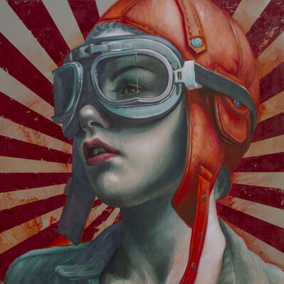 Kathrin Longhurst, 'Like the Wind', 2018