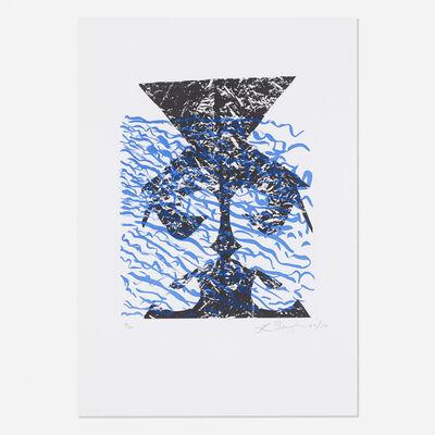 Lynda Benglis, 'Anchor 4', 2010