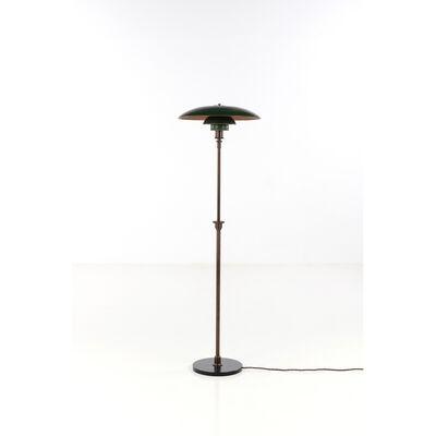 Poul Henningsen, 'PH5/3, Floor lamp', near 1940
