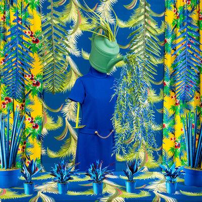 Patty Carroll, 'Plantlady', 2014