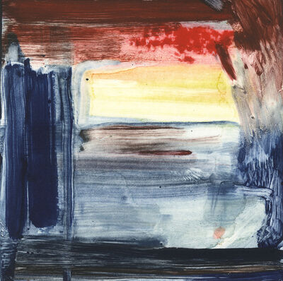 Calum McClure, 'Red Sky at Night', 2019