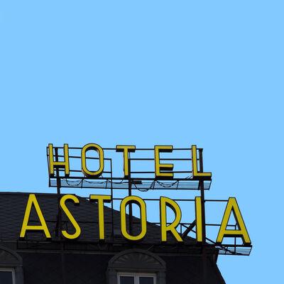 Isabel Val, 'Hotel Astoria', 2015