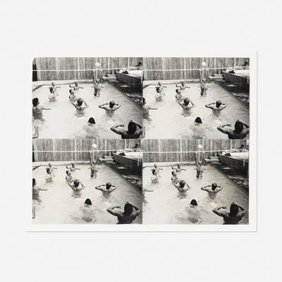 Andy Warhol, 'Pool Party', 1986