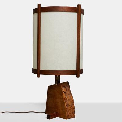 George Nakashima, 'Table Lamp by George Nakashima,', ca. 1968