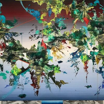 Linda Mieko Allen, 'Supernatura XX (nether)', 2018