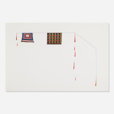 Sterling Ruby, 'Untitled (Craft Geometry Study #3)', 2005