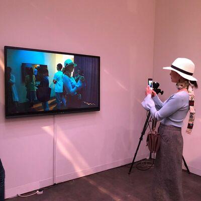 Capsule Shanghai at Art Basel in Hong Kong 2018, installation view