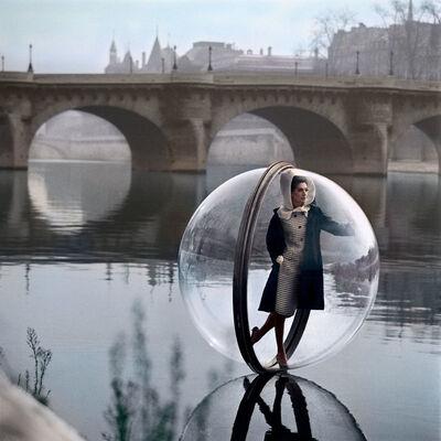 Melvin Sokolsky, 'Bubble on Seine Kick II', 1963