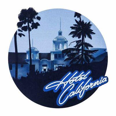 Ian Berry, 'Hotel California', 2019
