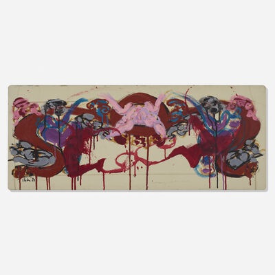 Norman Bluhm, 'Untitled', 1989