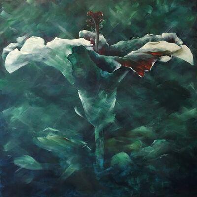 Anna Galea, 'Hibiscus', 2016