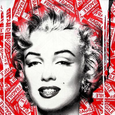 Mr. Brainwash, 'Marilyn Monroe', 2017
