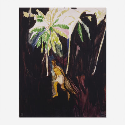 Peter Doig, 'The Fisherman', 2014