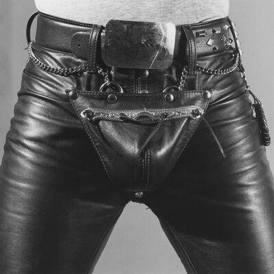 Robert Mapplethorpe, 'Leather Crotch', 1980