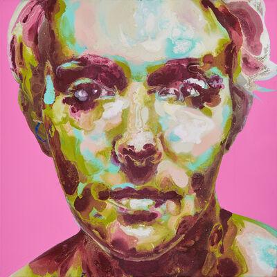 David Walker, 'Lydia (Pink)', 2018