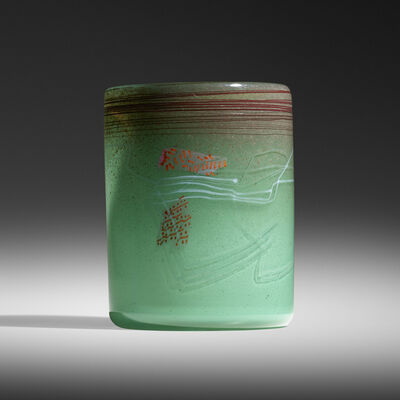 Dale Chihuly, 'Early Blanket Cylinder', 1978