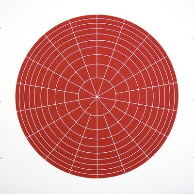Rupert Deese, 'Array 700/Red', 2005