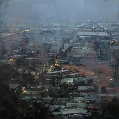 Lindsey Kustusch, 'Castro through the Clouds', 2018