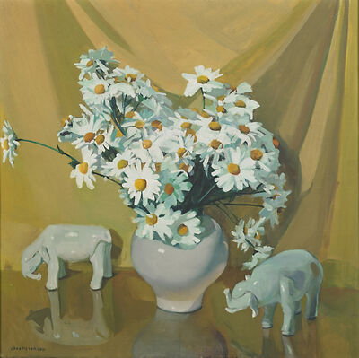 Jane Peterson, 'Untitled (Daisies)'