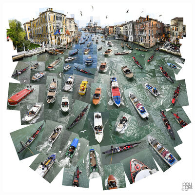 Christophe Pouget, 'Canal Grande Concerto', 2019