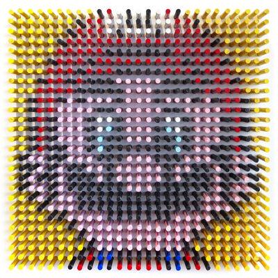 Matthew Bilfield, 'Mario 3/3'