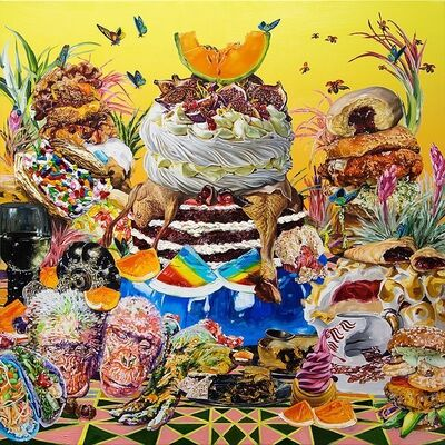 Christina Nicodema, 'The Tower of Babel, Bushmeat', 2019