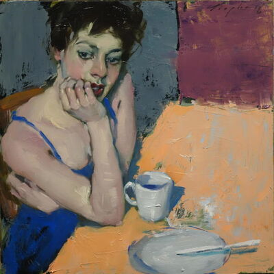 Malcolm T. Liepke, 'Cup of Coffee', 2018