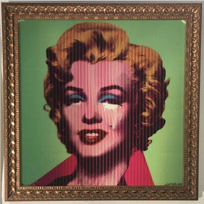 Henry Hate, 'Lenticular Marilyn', 2017