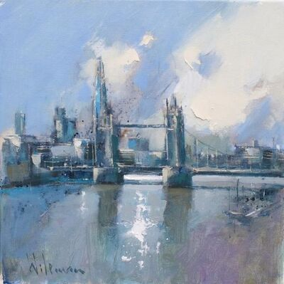 Peter Wileman, 'Tower Bridge & The Shard', 2018