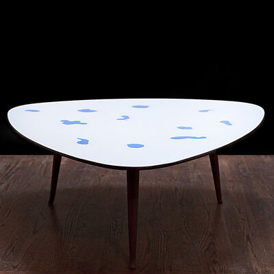 Osvaldo Borsani, 'Rare coffee table', ca. 1950