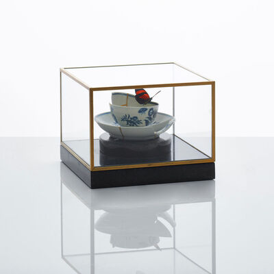 Bouke de Vries, 'Tea Bowl Still Life III', 2020