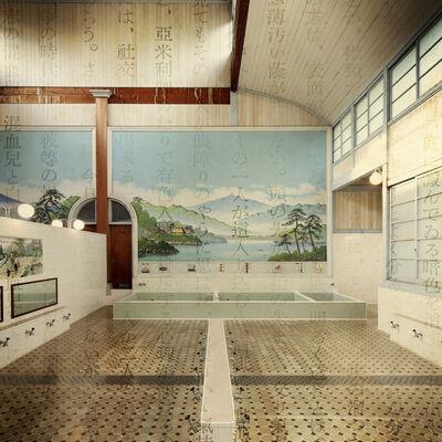 Inês d'Orey, 'Public Bathhouse Kodakara-Yu', 1929
