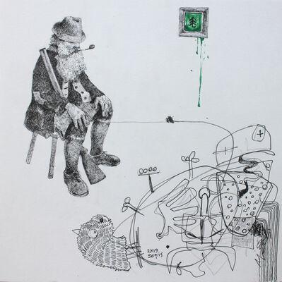 Viktors Svikis, 'kill the beast', 2019